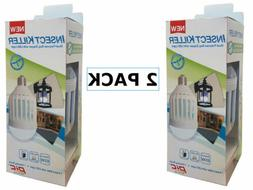 PIC Insect Killer LED Bulb  Bug Zapper, FREE SHIPPING