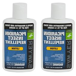 Sawyer Products Premium Insect Repellent with 20% Picaridin,