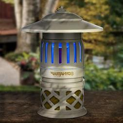 Dynatrap Insect Trap Protect ½ Acre Includes 2 UV Bulbs Tau