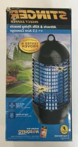 Stinger Insect Zapper Model TZ15- Up To 1/2 Acre Coverage