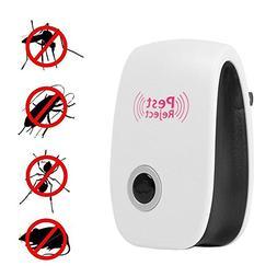 Insert Ultrasonic Insect Killer,ADSRO Electronic Bug Zapper