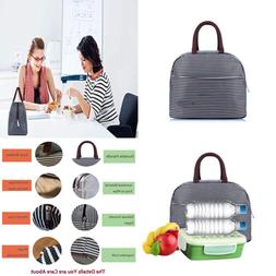 Insulated Lunch Bag For Women LARGE Capacity Bags Girls Adul