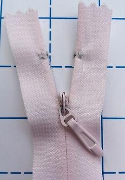 """Invisible Zipper Heavy Duty #5 or #6 for Bridal Gown - 22"""" B"""