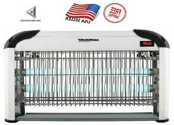 KORAMZI KBZ20W Electronic Indoor Bug Zapper , 20 Watts  NEW
