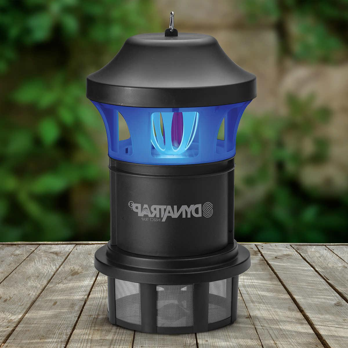1 acre insect and mosquito trap model