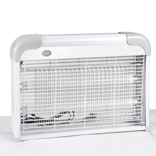 110V 20W Light Mosquito Killer Fly Bug Insect Zapper