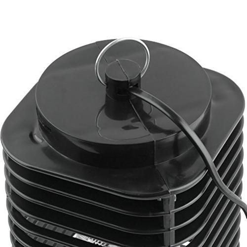 Insect Zapper Trap Lamp Black Work Range: