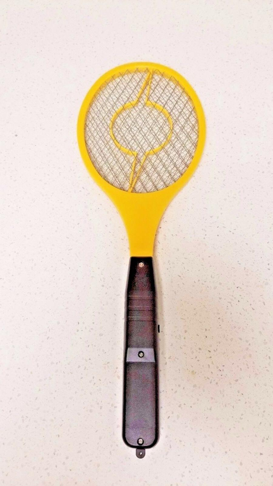 2 Pack Cordless Bug Insect Mosquito Swatter Zapper Racket