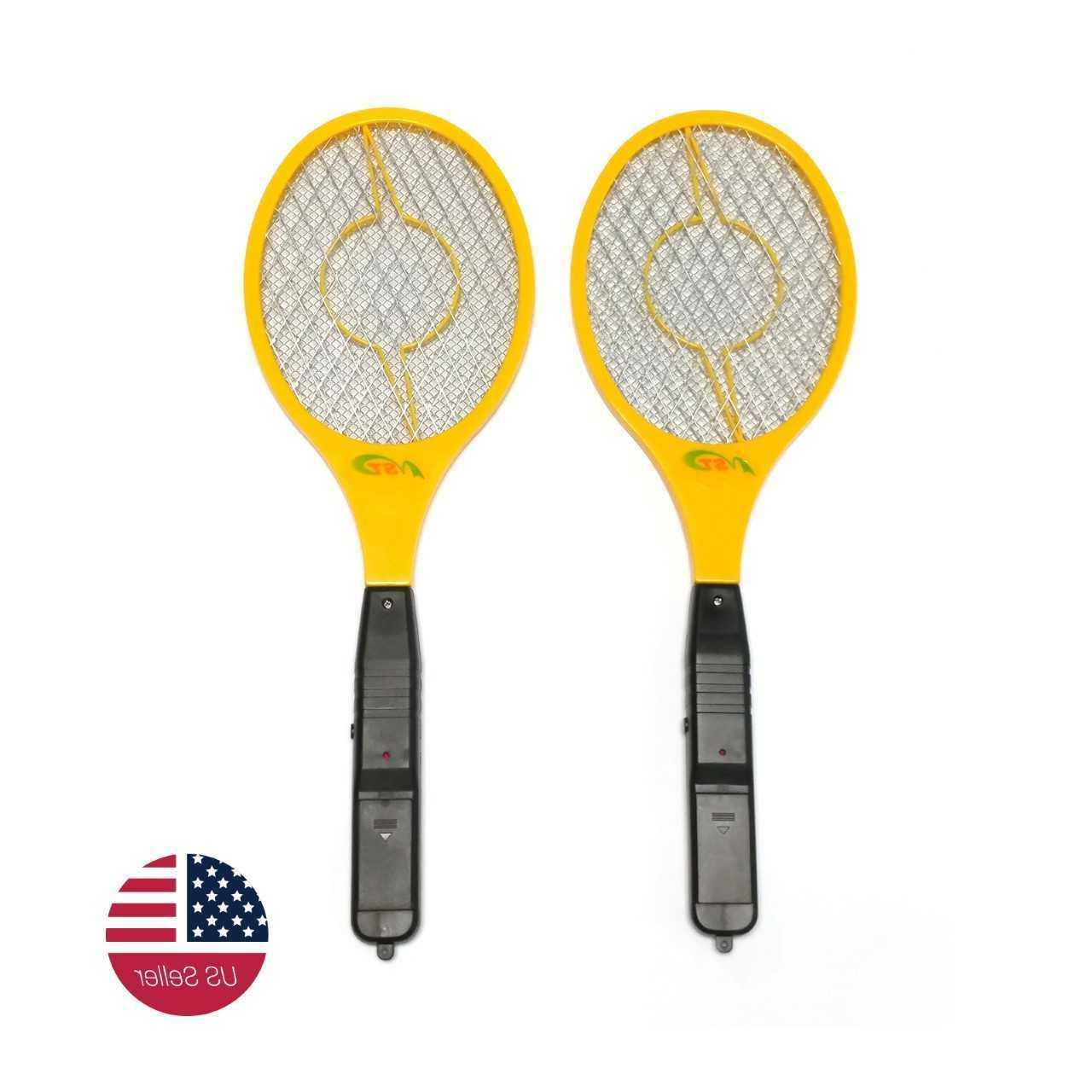 2 pack cordless electric bug insect mosquito