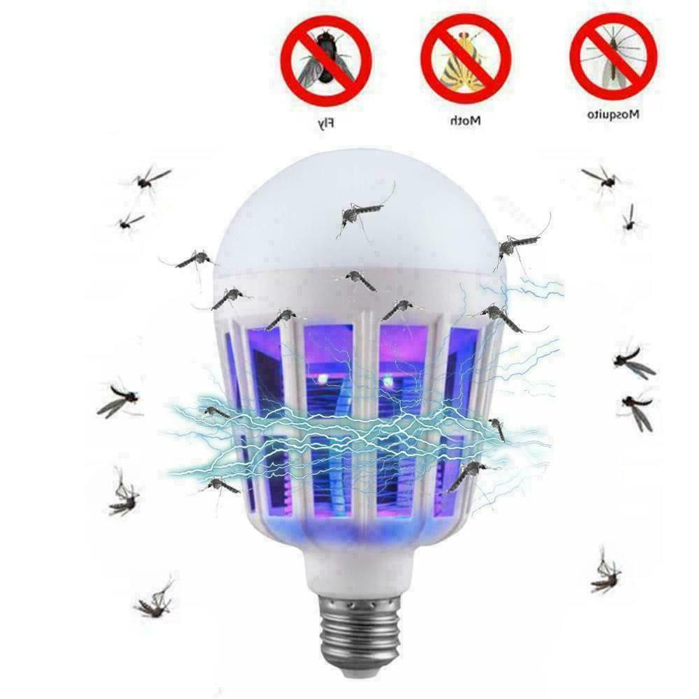 2 LED Bulb Mosquito Bulb Lamp