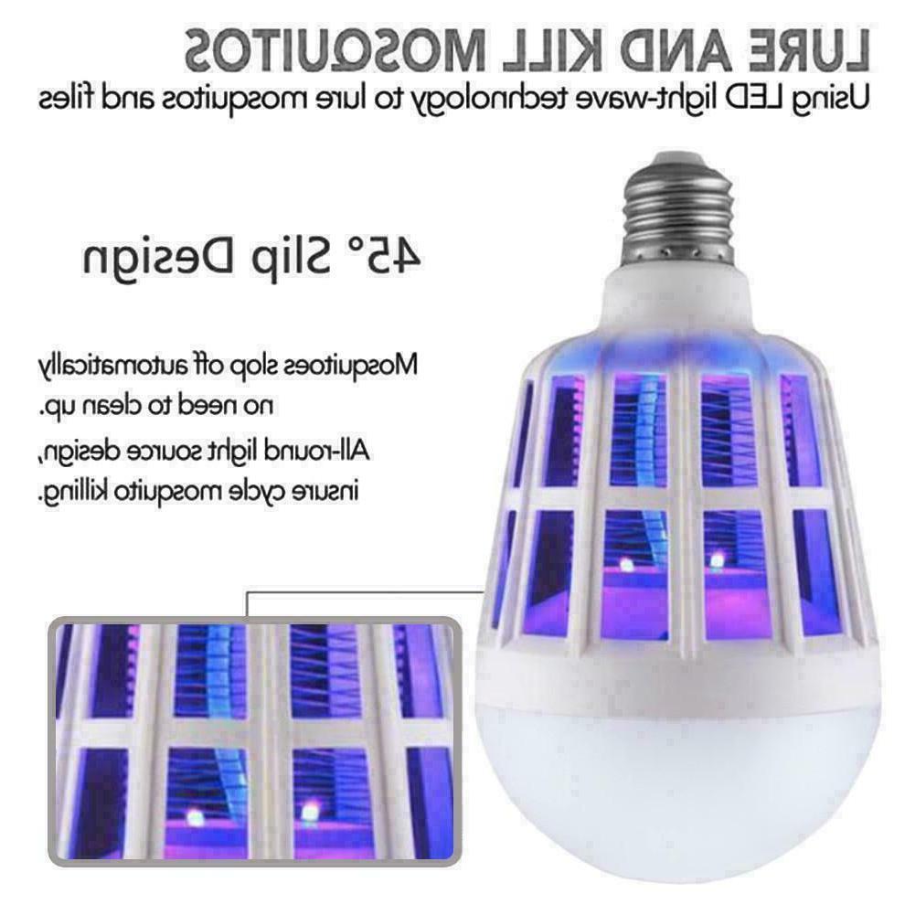 2 Pack Light LED Bug Mosquito