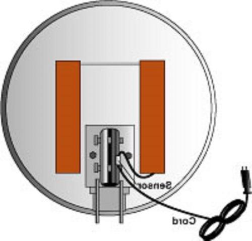satellite dish heater kit w