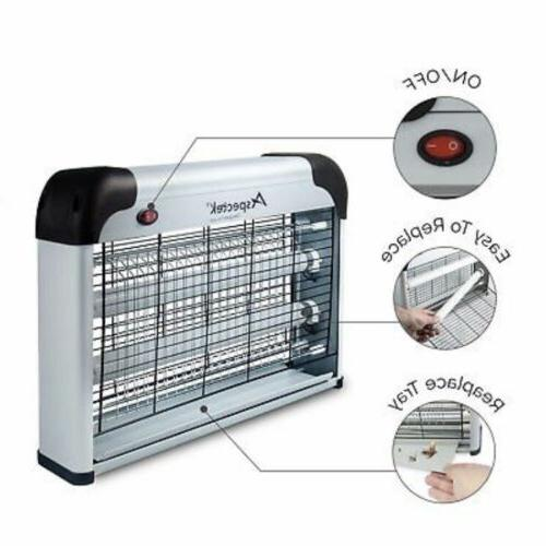 Aspectek 20W Electronic Insect Killer, Bug Mosquito
