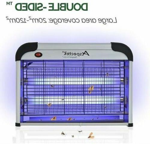 20w electronic indoor insect killer bug zapper