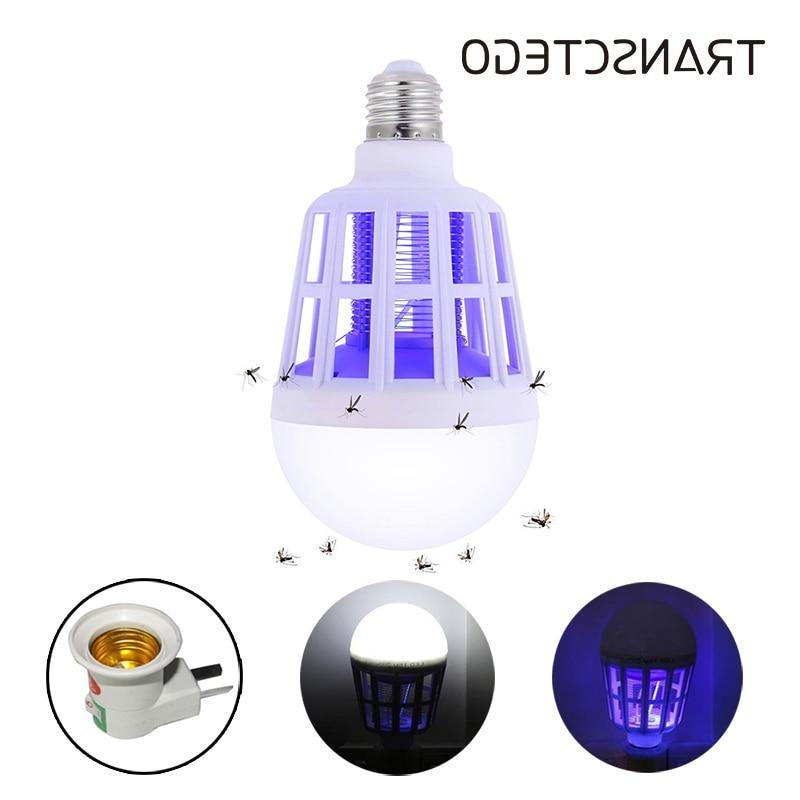 220v e27 uv led bulb 15w mosquito