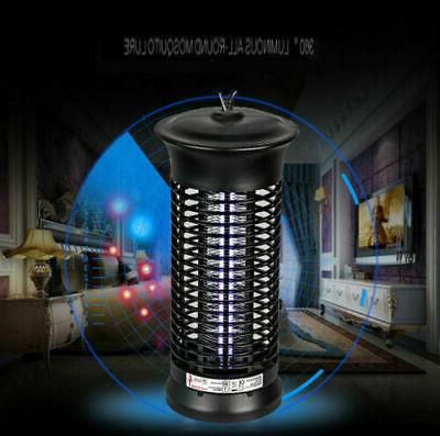 Large Electric Zapper Fly & Killer Trap Lamp UV