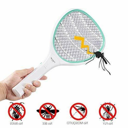 Faicuk Handheld Bug Zapper Swatter