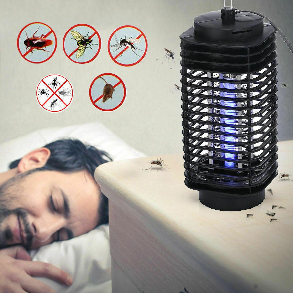 2Pack Electric Mosquito Fly Bug Insect Zapper Trap