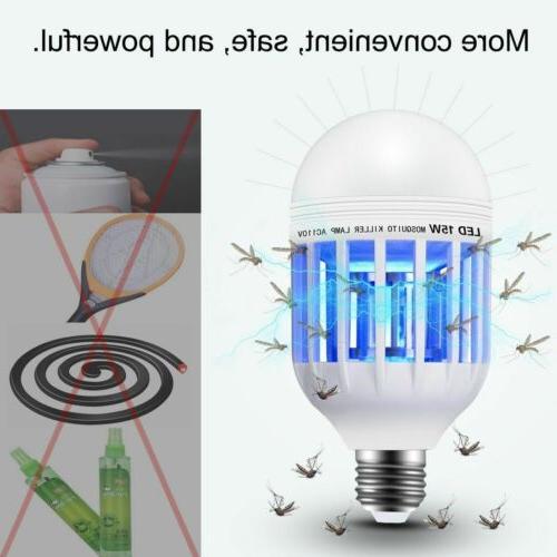 3PCS Bug 15W E27 LED Bulb Lamp