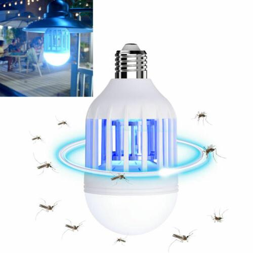 3PCS Mosquitoes killer Bug Outdoor 15W E27 Light Bulb