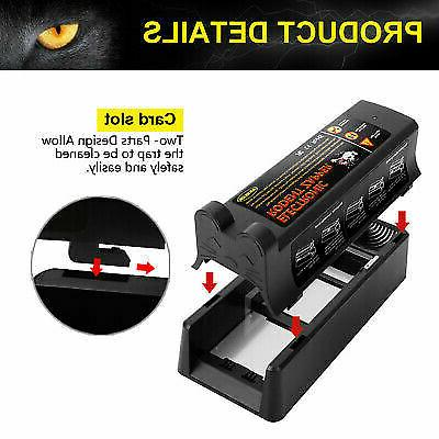 Rat Mouse Electronic Rodent Zapper