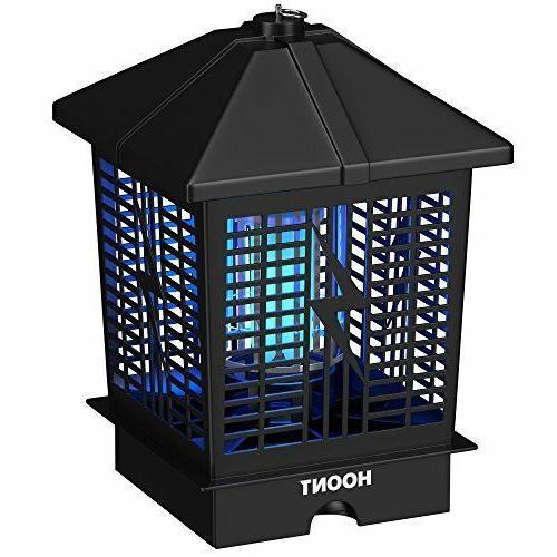 Hoont Powerful Electric Indoor Outdoor Bug Zapper UV Light Trap 1/2