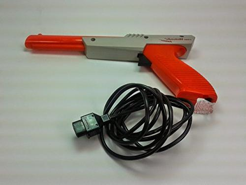 Nintendo NES Zapper Light Gun