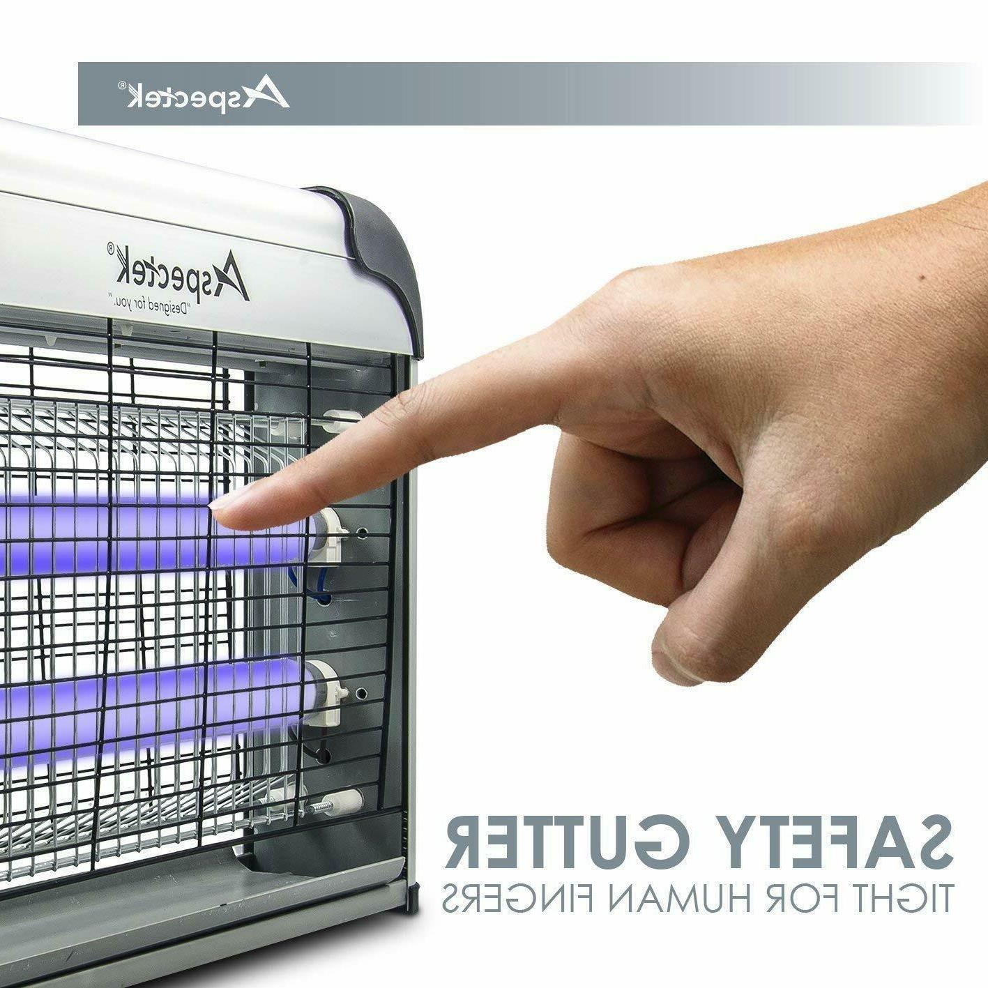 ASPECTEK Electronic Zapper, Insect Mosquito, pests Indoor Residential