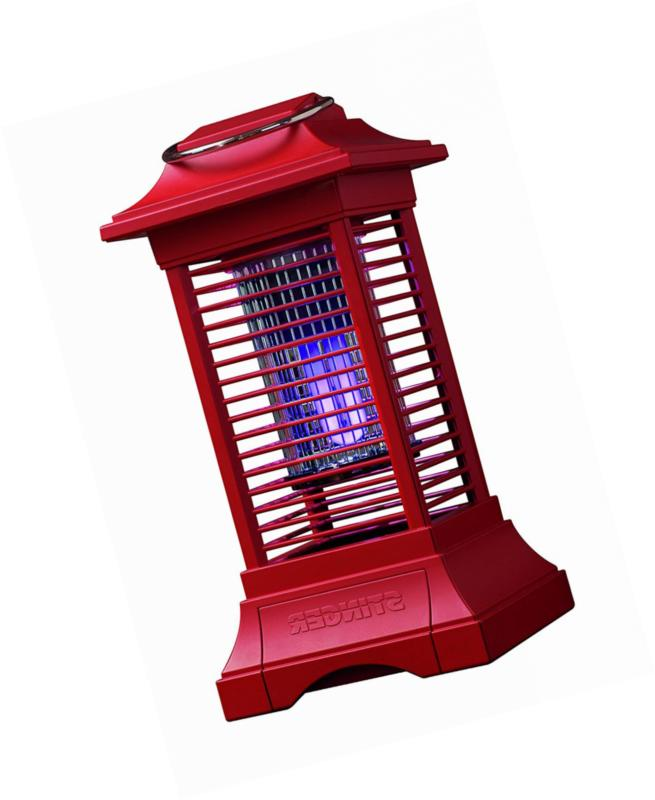 bkc90r cordless insect zapper red