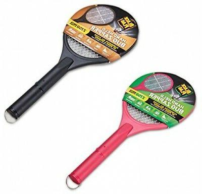 black flag handheld bug zapper 2 pack