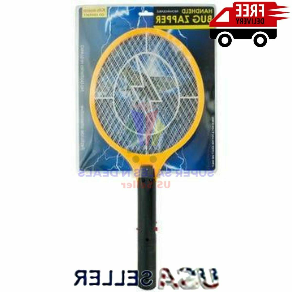 BUG ZAPPER Cordless Rechargeable Mosquito Insect Electric Fl