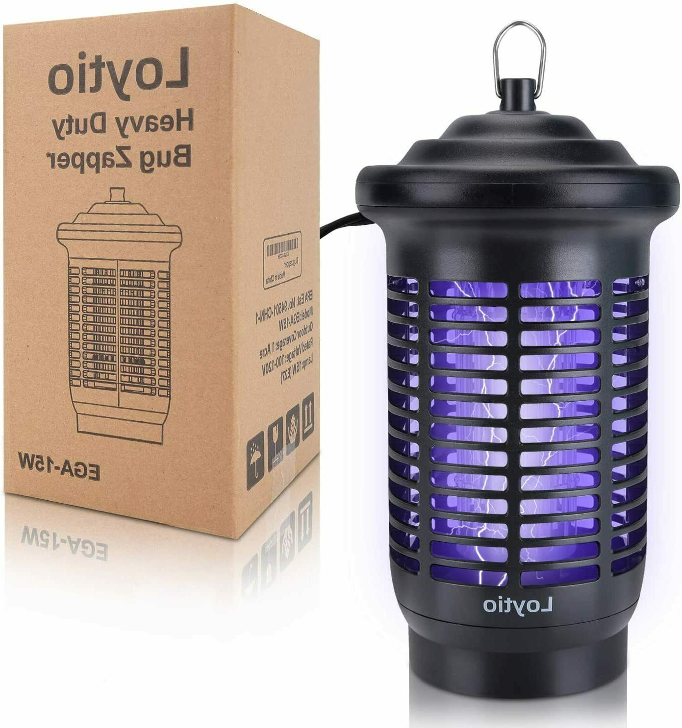Bug Zapper, Powered Electric Killer, Fly Insect Trap