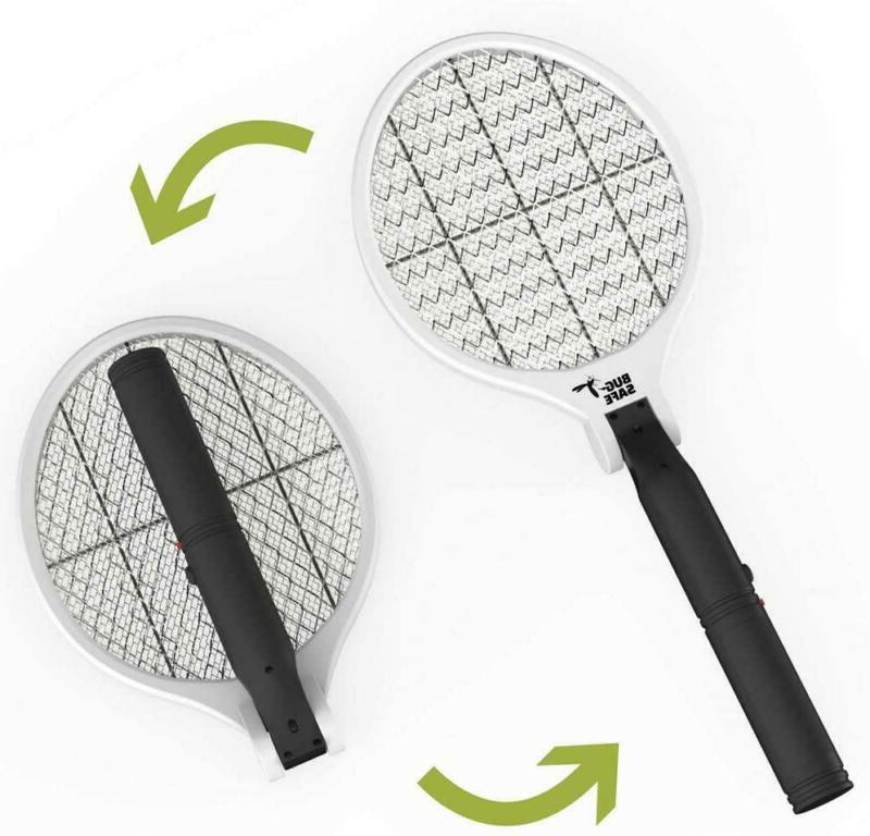 Bug Safe Bug Outdoor Fly Racket Zapp