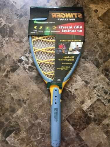Stinger Bug Zapper Racket?