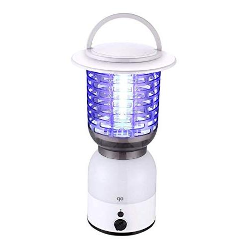 camping bug zapper rechargeable battery