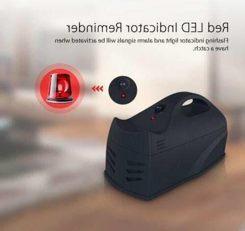 Catch Trap Electronic Mouse Killer Pest Zapper Outdoor
