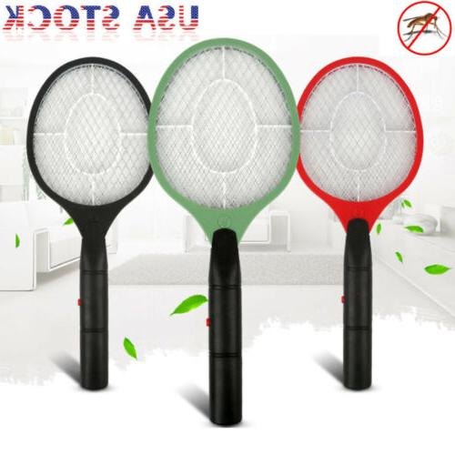 cordless bug zapper mosquito insect electric swatter