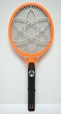 Cordless Rechargeable Bug Zapper Mosquito Insect Electric Fl