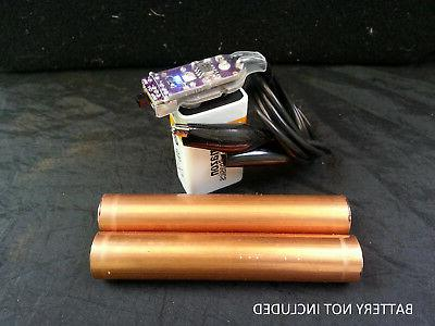 dual frequency battery mounted 30khz hulda clark