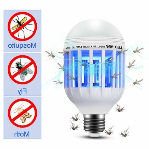 Electric Bug Zapper & Bug Lamp UV