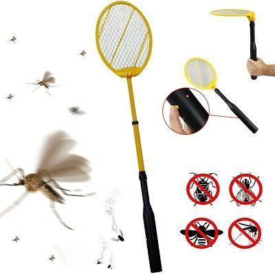 IdeaWorks Electric Bug Zapper Fly Racket JB6285