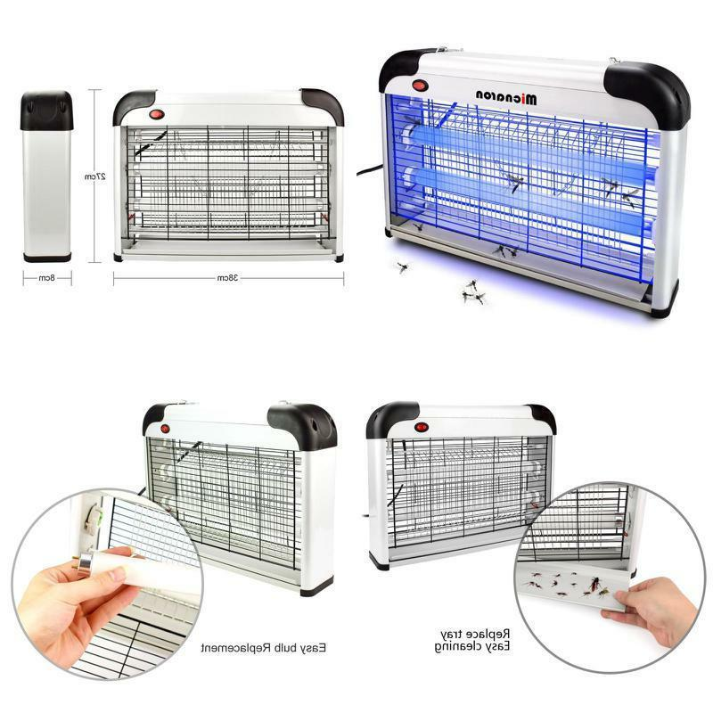electric bug zapper pest repeller