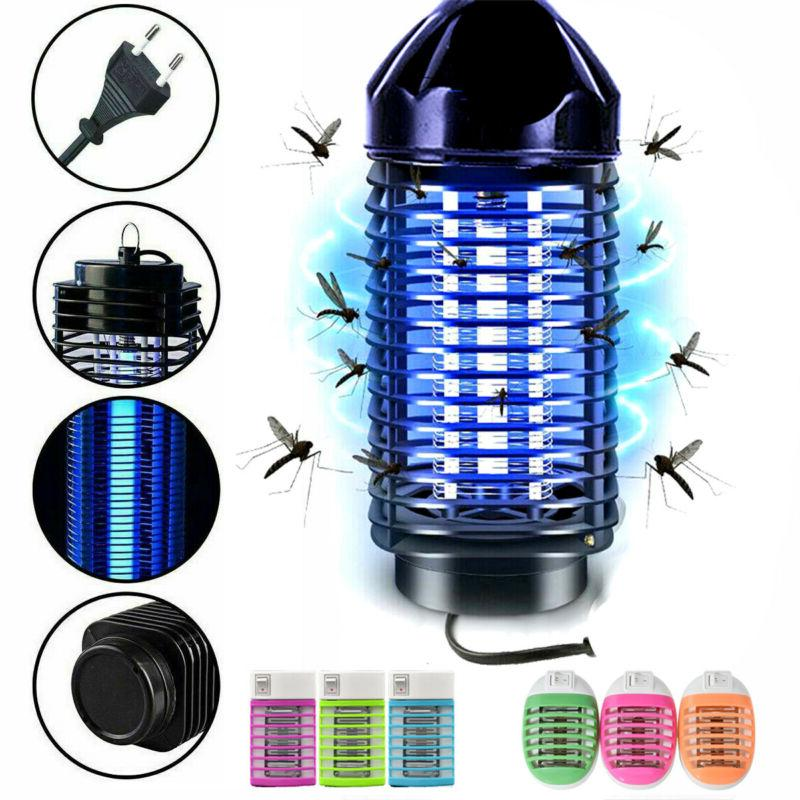 Electric UV Light Zapper Fly Bug Mosquito Killer Home Insect