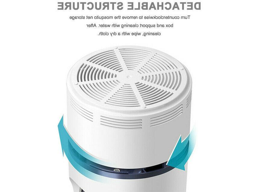 Electric Mosquito Killer Light Pest Control Lamp
