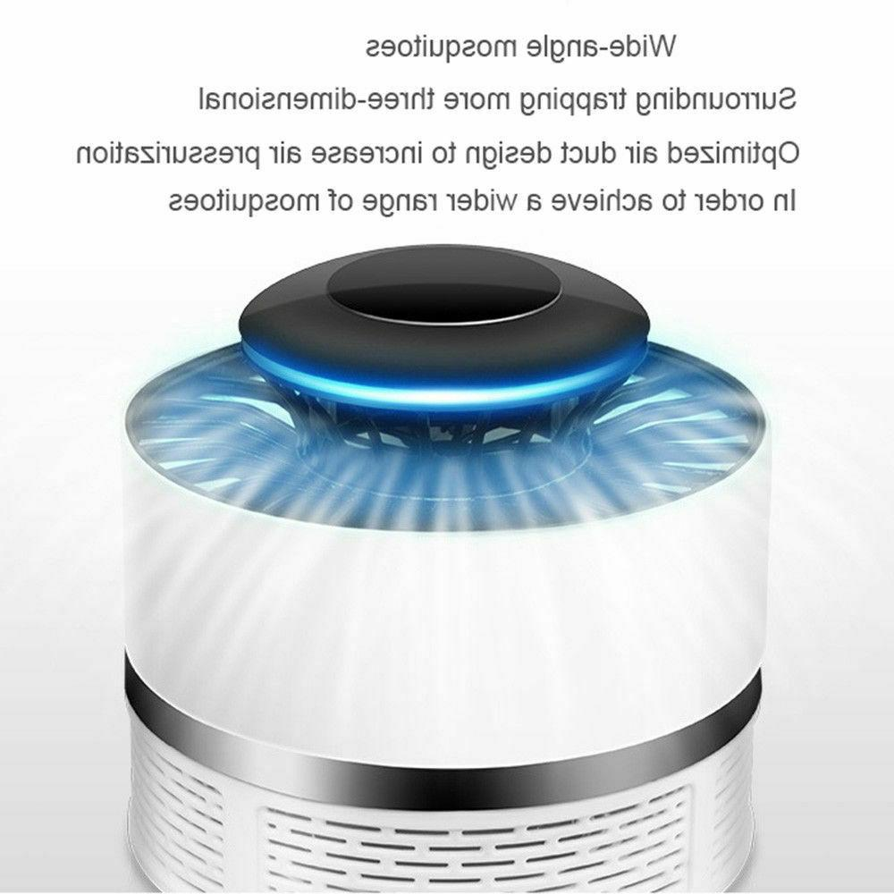Mosquito Insect Killer Control LED Lamp