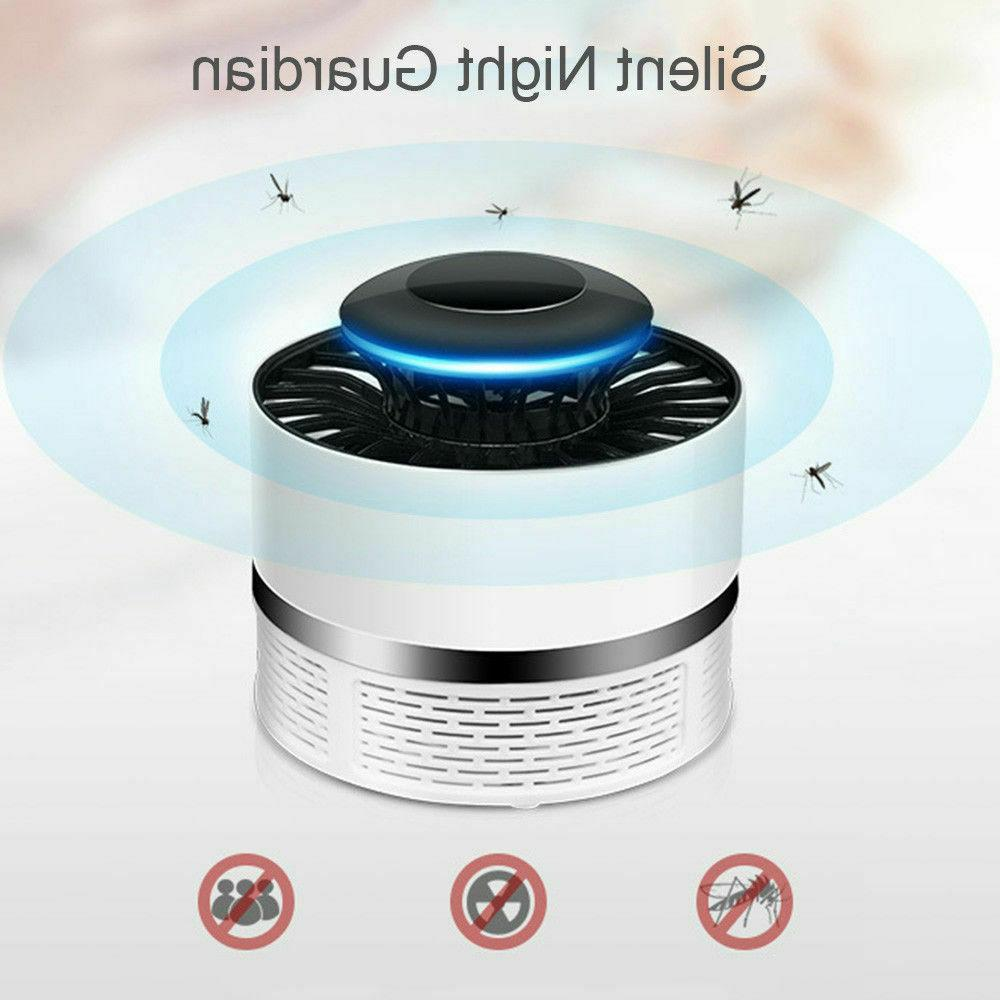 Electric Fly Zapper Mosquito Killer Control Light Lamp