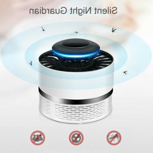 Electric Fly Mosquito Control LED Trap Lamp