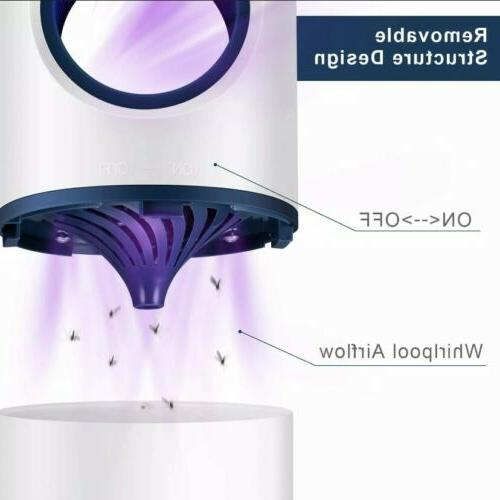 Electric Zapper Mosquito Insect Killer LED Light Lamp