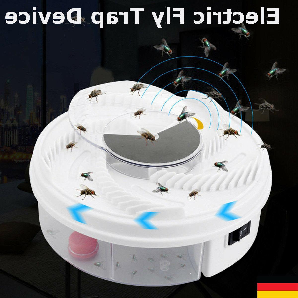 electric usb automatic flycatcher fly trap pest