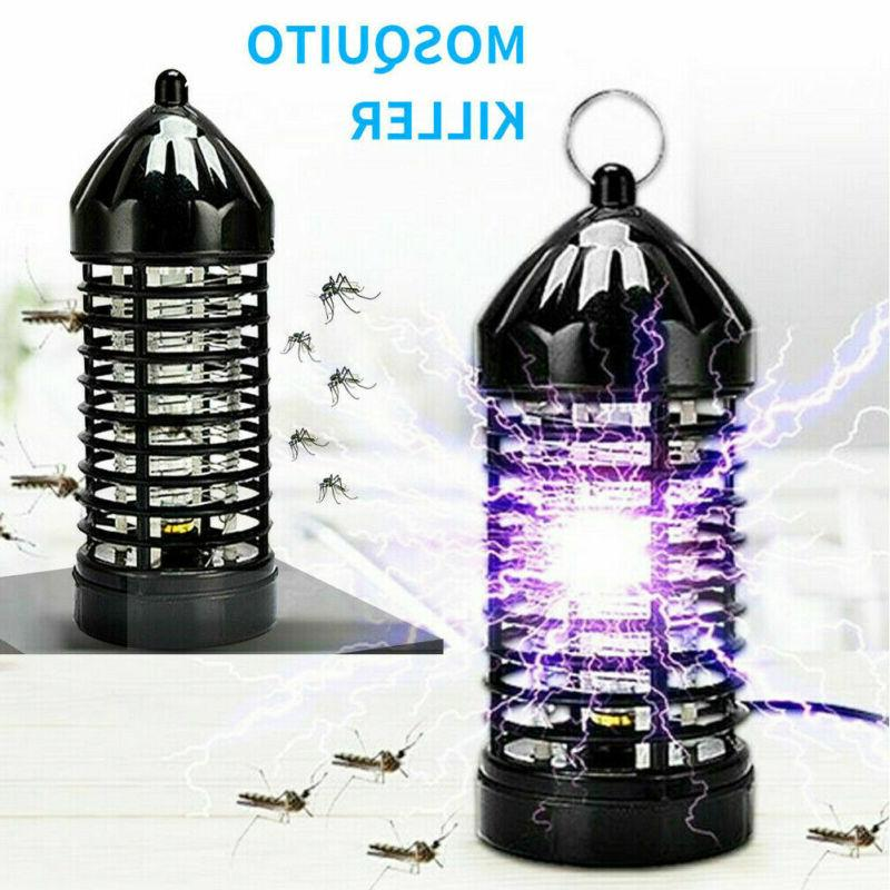Electric Electronic Mosquito Bug Killer Zapper LED